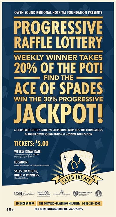 Catch the Ace Lottery
