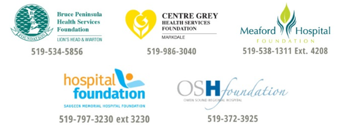 Five Foundations logos