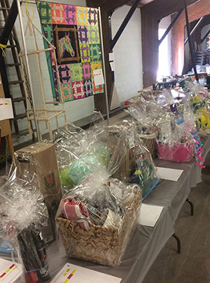 Silent Auction Gift Baskets