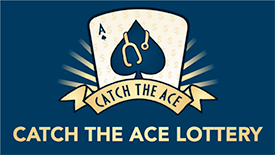 Catch the Ace Lottery Logo